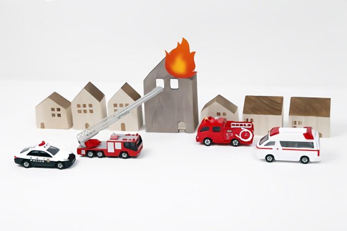 火災保険のイメージ写真